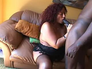 Lusty mature BBW gets real fuck and cum in mouth